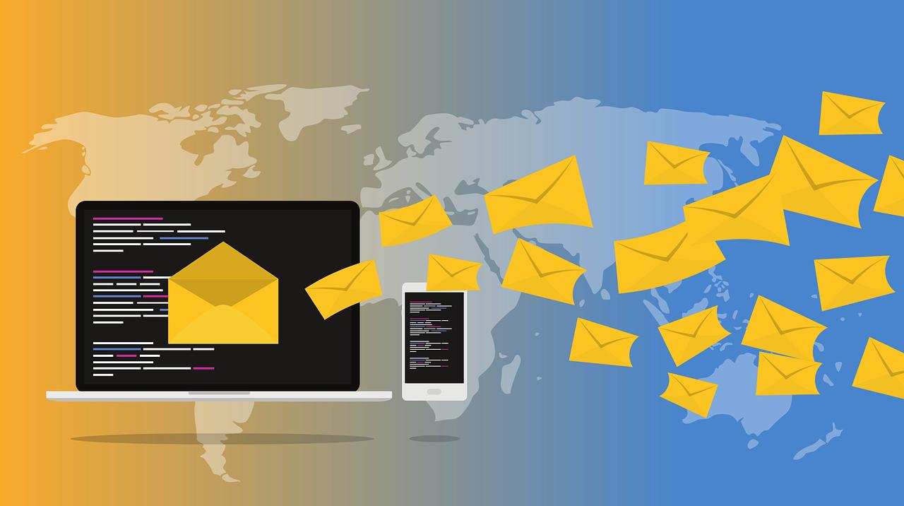 你确定你真的会使用E-Mail投递简历?