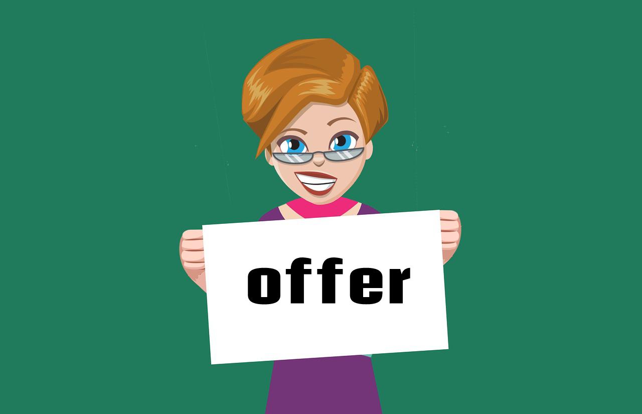 高效收獲offer的幾個辦法!