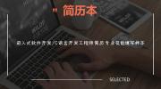 嵌入式软件开发/C语言开发工程师简历专业技能填写样本