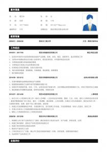 网店/TaoBao运营简历