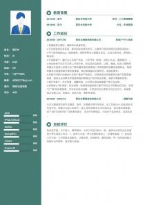 网络/在线销售简历模板
