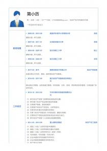 知识产权/专利顾问/代理人个人简历表格下载