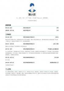 影视/media电子版简历模板download