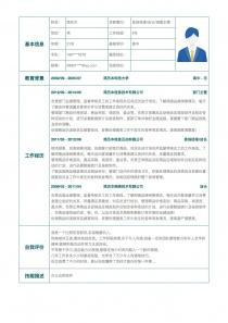 卖场经理/店长/销售主管/区域销售经理简历模板